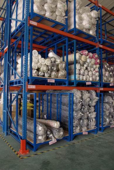 广州布料货架